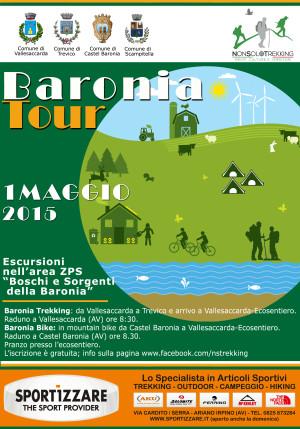 Baronia Tour 70 x 100 ufficiale