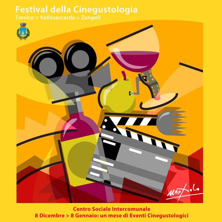 Festival della Cinegustologia
